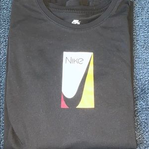 Black Nike long sleeve